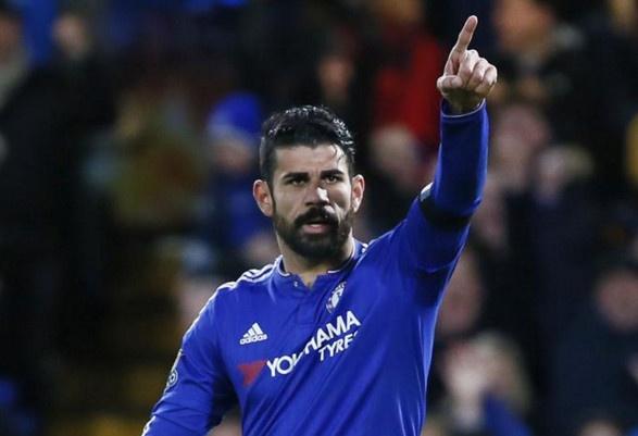 Chelsea 1-0 Norwich: Costa giup Mourinho vung ghe hinh anh