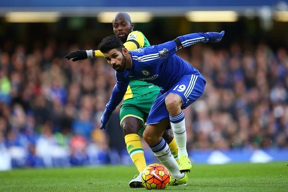Chelsea 1-0 Norwich: Costa giup Mourinho vung ghe hinh anh 15