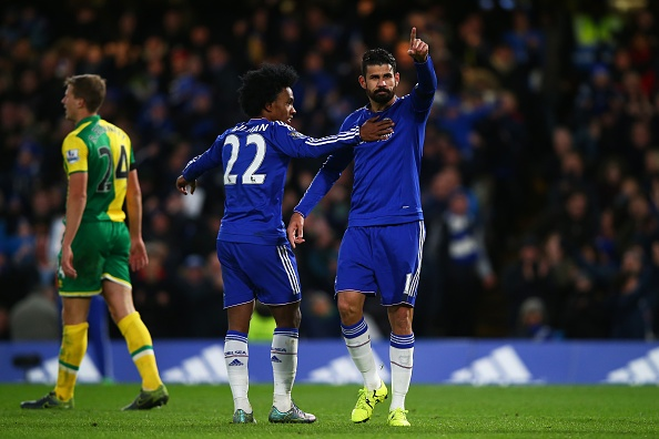 Chelsea 1-0 Norwich: Costa giup Mourinho vung ghe hinh anh 17