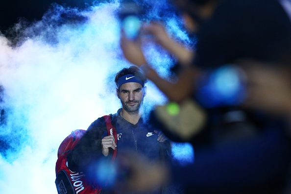 Federer dai chien Djokovic o chung ket ATP World Tour Finals hinh anh 1