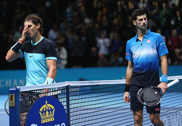 Federer dai chien Djokovic o chung ket ATP World Tour Finals hinh anh 10