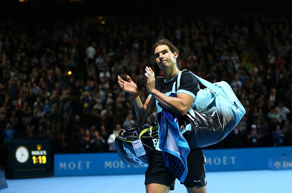 Federer dai chien Djokovic o chung ket ATP World Tour Finals hinh anh 12