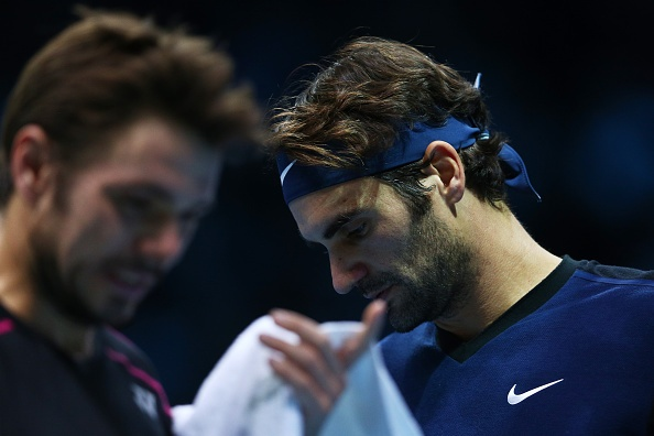 Federer dai chien Djokovic o chung ket ATP World Tour Finals hinh anh 2