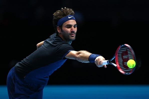 Federer dai chien Djokovic o chung ket ATP World Tour Finals hinh anh 3