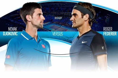 Federer dai chien Djokovic o chung ket ATP World Tour Finals hinh anh