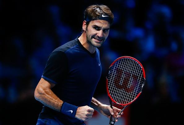 Ban ket ATP Finals: Djokovic 2-0 Nadal, Federer 2-0 Wawrinka hinh anh