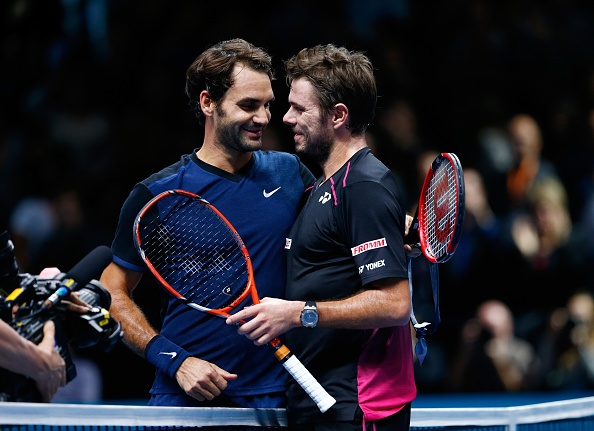 Federer dai chien Djokovic o chung ket ATP World Tour Finals hinh anh 5