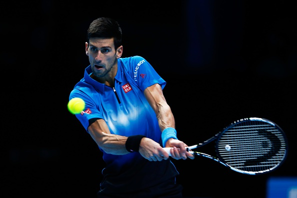 Federer dai chien Djokovic o chung ket ATP World Tour Finals hinh anh 7