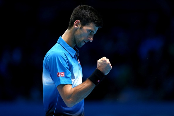 Federer dai chien Djokovic o chung ket ATP World Tour Finals hinh anh 9