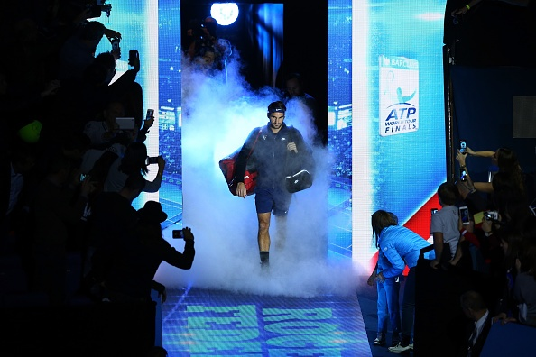 Ha guc Federer, Djokovic vo dich ATP World Tour Finals hinh anh 1