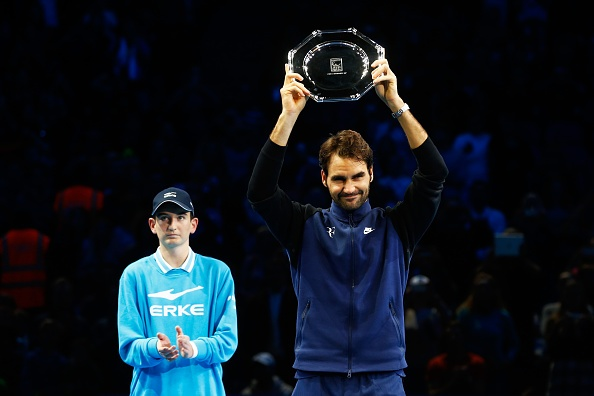 Ha guc Federer, Djokovic vo dich ATP World Tour Finals hinh anh 11