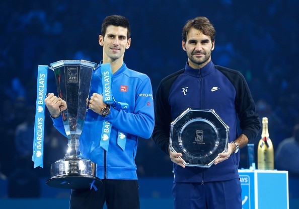 Ha guc Federer, Djokovic vo dich ATP World Tour Finals hinh anh