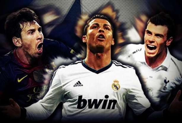 Bale tu tin se dat den dang cap cua Messi, Ronaldo hinh anh
