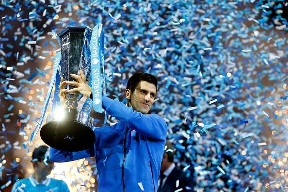 Chung ket ATP World Tour Finals: Djokovic 2-0 Federer hinh anh