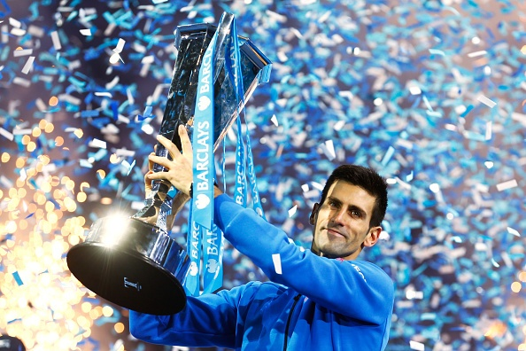 Ha guc Federer, Djokovic vo dich ATP World Tour Finals hinh anh 8
