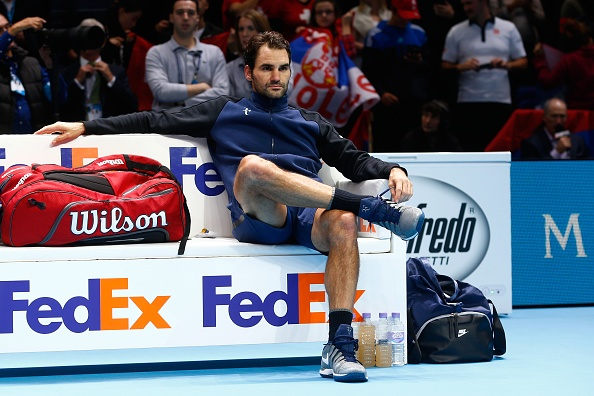 Ha guc Federer, Djokovic vo dich ATP World Tour Finals hinh anh 10