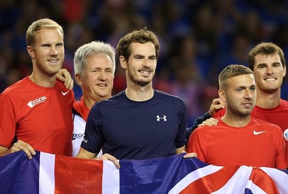 Tuyen Anh du chung ket Davis Cup trong noi lo khung bo hinh anh 4