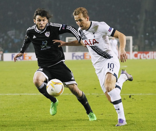 Harry Kane toa sang, Tottenham gianh ve du vong knock-out hinh anh