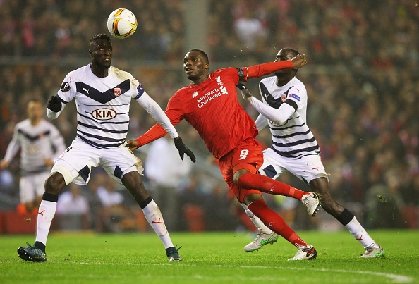 Tong hop tran dau: Liverpool 2-1 Bordeaux hinh anh