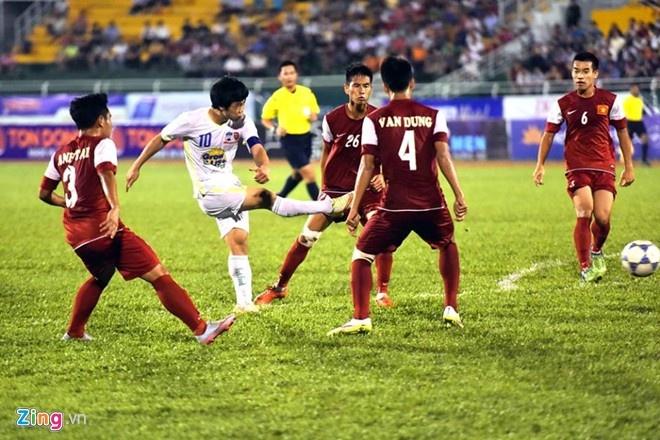 Phung phi co hoi, U21 VN thua Singapore o loat luan luu hinh anh 2