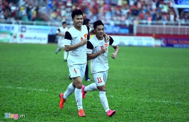 Phung phi co hoi, U21 VN thua Singapore o loat luan luu hinh anh 1