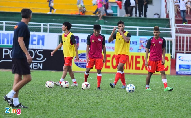 Phung phi co hoi, U21 VN thua Singapore o loat luan luu hinh anh 5