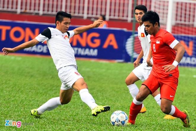 Phung phi co hoi, U21 VN thua Singapore o loat luan luu hinh anh 7
