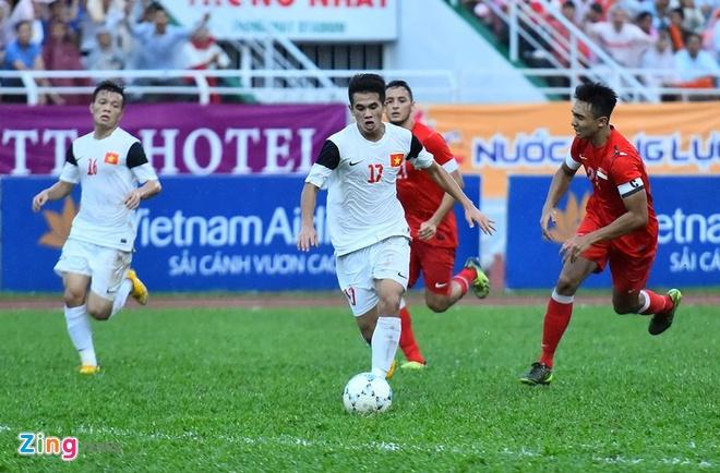 Phung phi co hoi, U21 VN thua Singapore o loat luan luu hinh anh 19