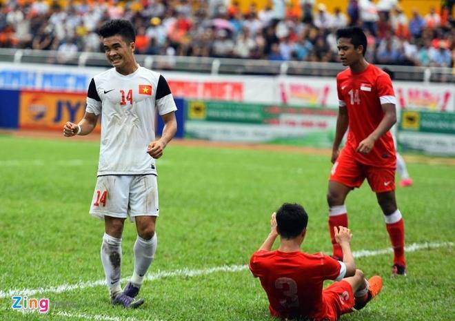 Phung phi co hoi, U21 VN thua Singapore o loat luan luu hinh anh 8