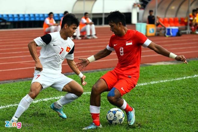 Phung phi co hoi, U21 VN thua Singapore o loat luan luu hinh anh 9