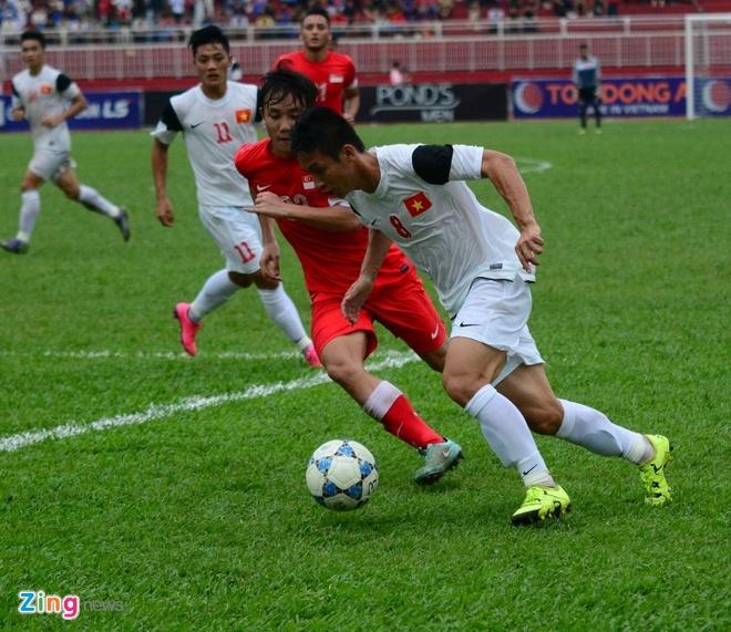 Phung phi co hoi, U21 VN thua Singapore o loat luan luu hinh anh 17