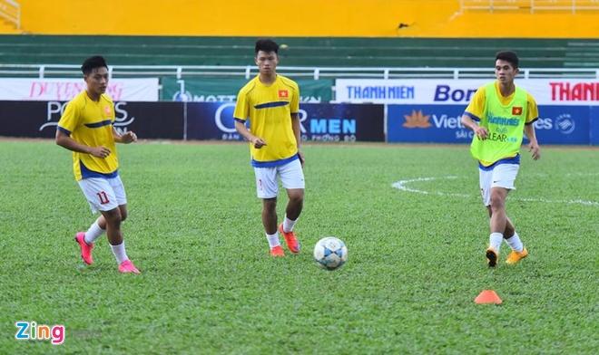 Phung phi co hoi, U21 VN thua Singapore o loat luan luu hinh anh 4