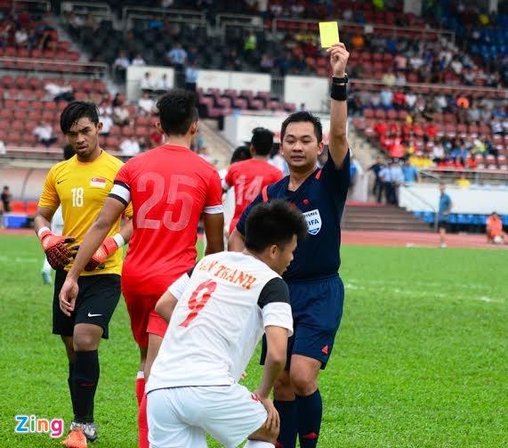 Phung phi co hoi, U21 VN thua Singapore o loat luan luu hinh anh 12
