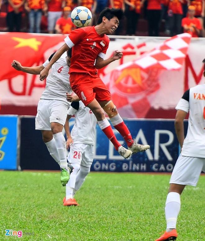 Phung phi co hoi, U21 VN thua Singapore o loat luan luu hinh anh 16