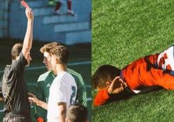 Con trai Zidane nhan the do vi huc dau doi phuong hinh anh