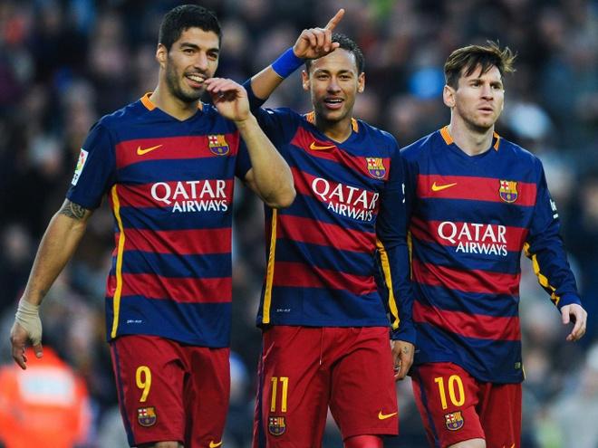 Bo ba Messi, Suarez, Neymar duoc dat ten cho manh thu hinh anh