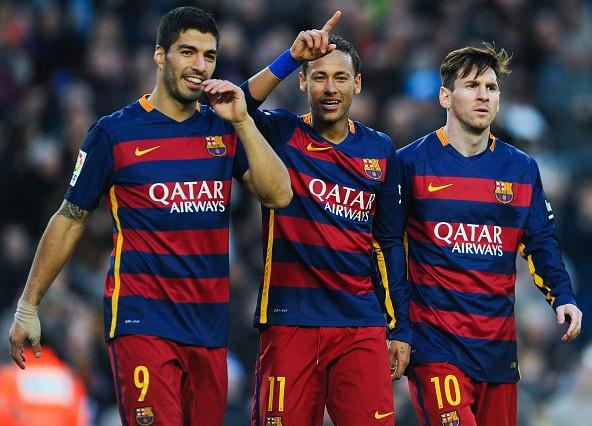'PSV san sang nuot chung Messi, Suarez va Neymar' hinh anh