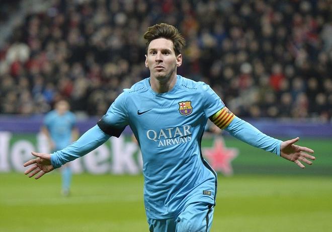 Messi ghi ban, Barca van khong thang Leverkusen hinh anh