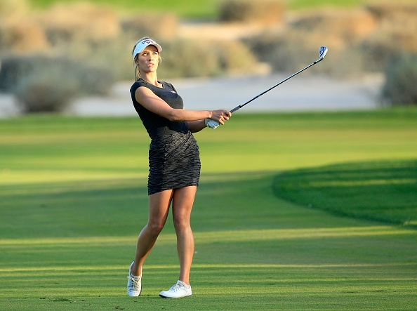 Paige Spiranac - Lan gio moi cua lang golf nu the gioi hinh anh 3