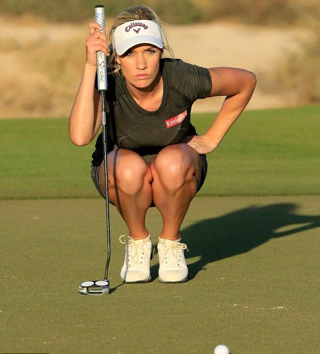 Paige Spiranac - Lan gio moi cua lang golf nu the gioi hinh anh 1