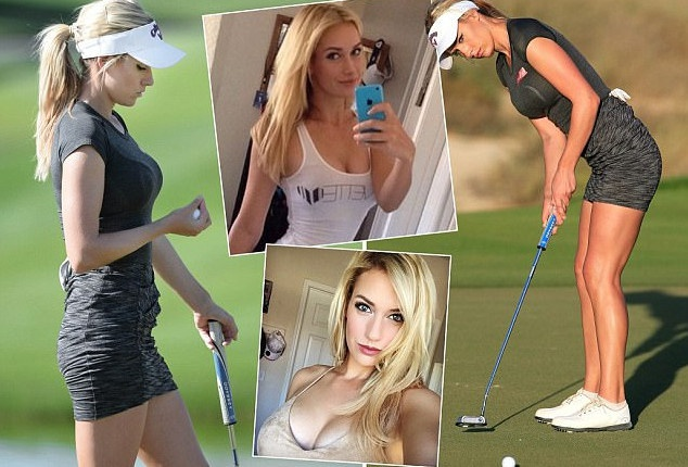Paige Spiranac - Lan gio moi cua lang golf nu the gioi hinh anh