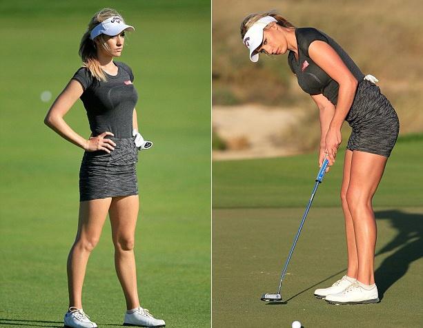 Paige Spiranac - Lan gio moi cua lang golf nu the gioi hinh anh 4