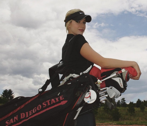 Paige Spiranac - Lan gio moi cua lang golf nu the gioi hinh anh 9