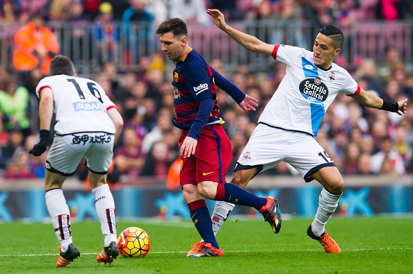 Dan 2 ban, Barca van de Deportivo cam hoa tai Nou Camp hinh anh 13