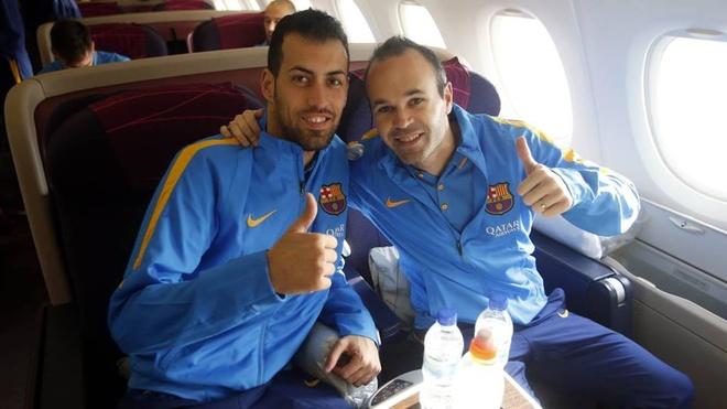 Hang nghin fan chao don Messi, Suarez, Neymar den Nhat Ban hinh anh 3