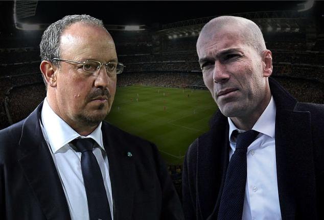 Diem tin 16/12: Real co the bo nhiem Zidane thay Benitez hinh anh 2
