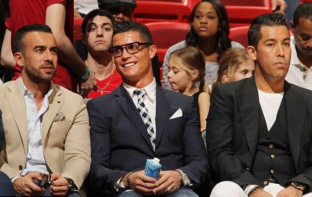 Ronaldo sang My co vu Miami Heat hinh anh 5