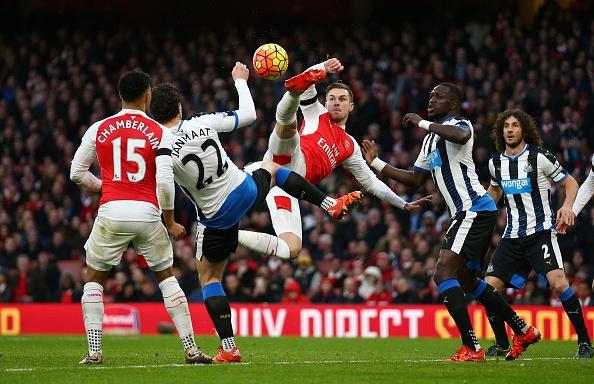Arsenal 1-0 Newcastle: Phao thu xay chac ngoi dau hinh anh 11