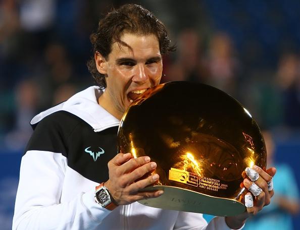 Nadal vo dich giai dau mo man nam 2016 hinh anh 1