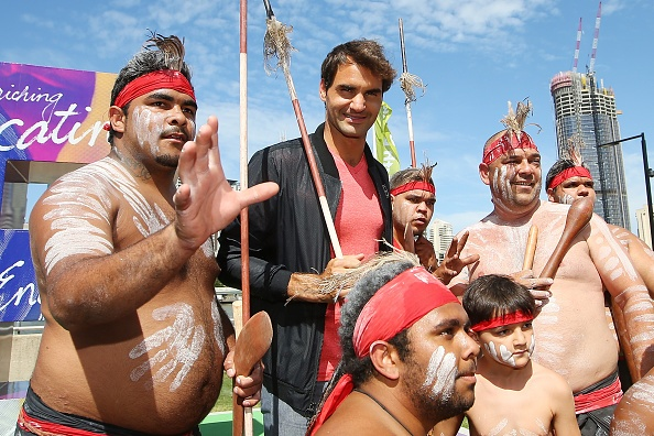 Federer chat vat thi dau cung chiec vot khong lo hinh anh 8